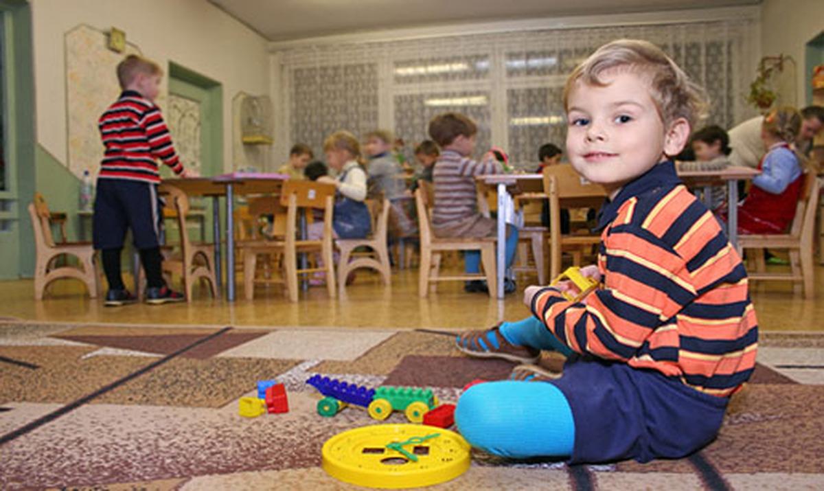 Проблемы ребенка в детском саду