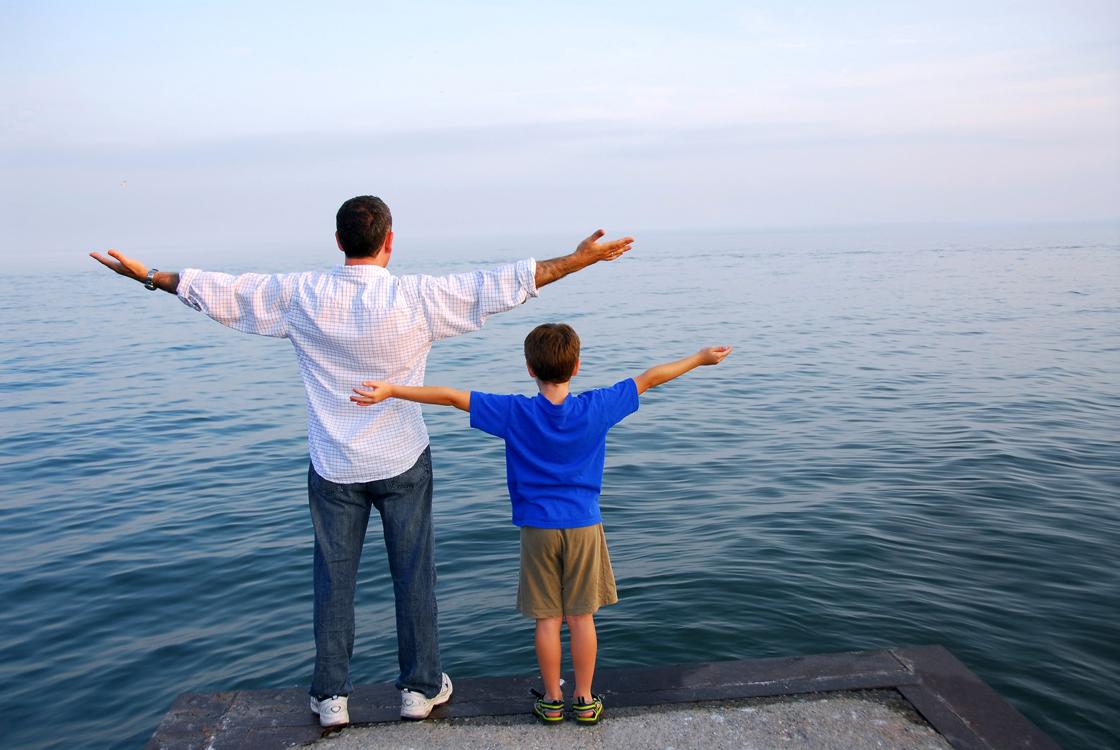 Как не потерять теплые отношения с собственным ребенком