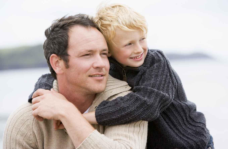 Как стать хорошим отцом взрослому ребенку?