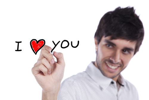 Повторять через каждые пять минут «я люблю тебя»