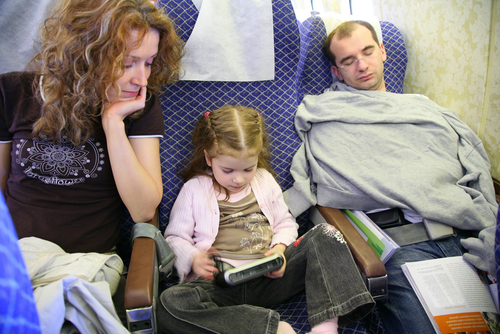 Топ-10 советов о том, как легко путешествовать с детьми