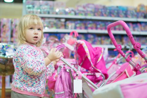 Как бороться с детскими истериками в магазине