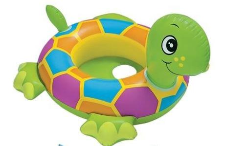 Круг для купания ребенка Intex с трусиками