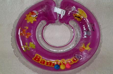 Круг для купания ребенка Bambino
