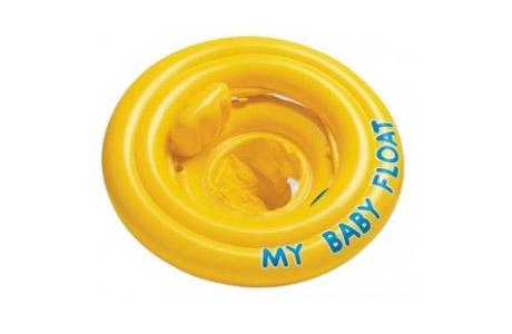 Круг-плот для купания ребенка Intex