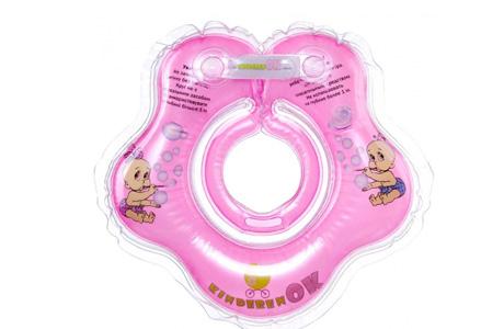 Круг для купания ребенка KinderenOK
