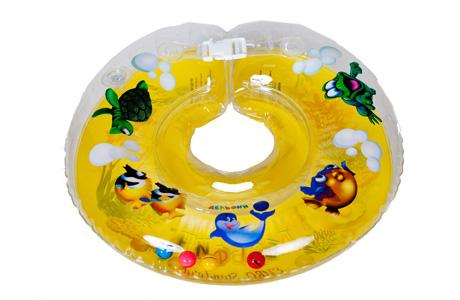 Круг для купания ребенка Дельфин