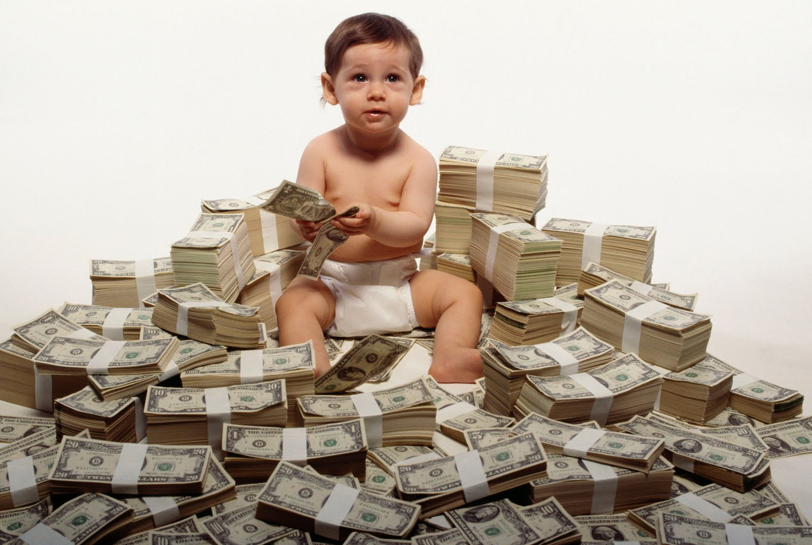 Чем короче имя у ребенка, тем больше он будет зарабатывать в будущем!