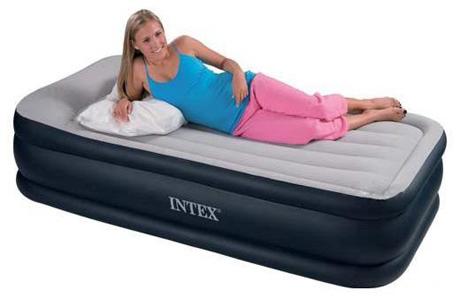 Подарок недели для беременной: надувная кровать-матрас