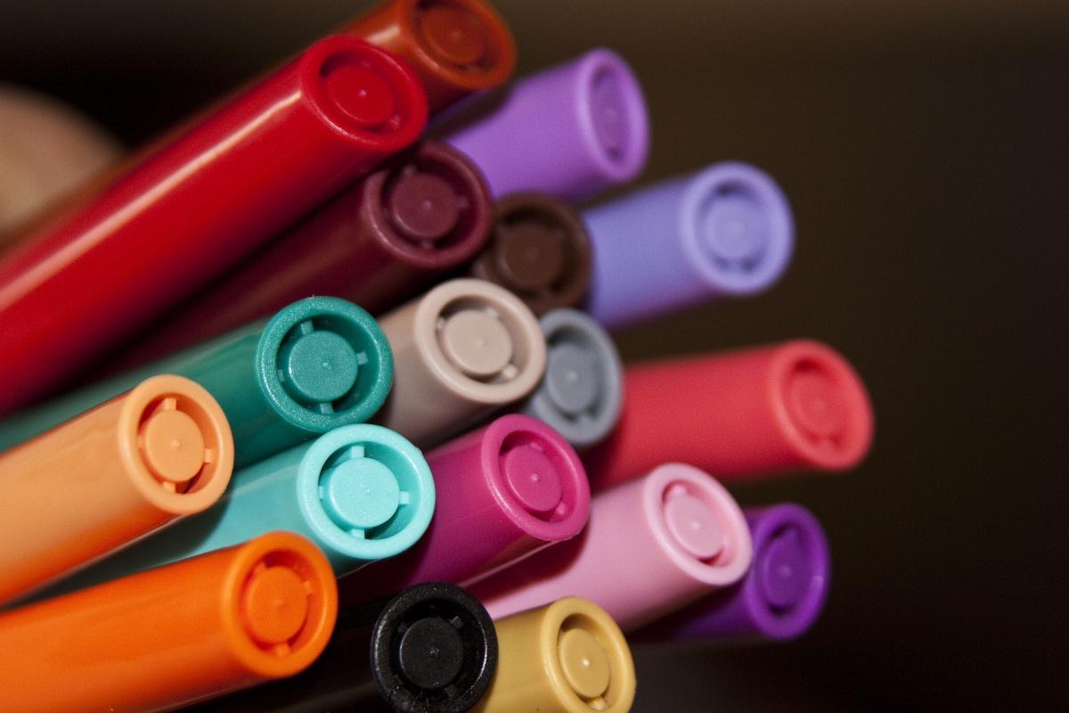 Выбираем карандаши и фломастеры правильно