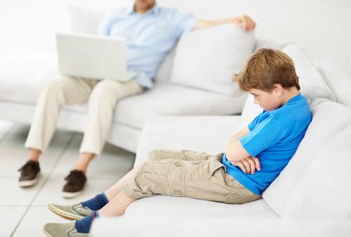 Что делать, если малыш встал «не с той ноги»?