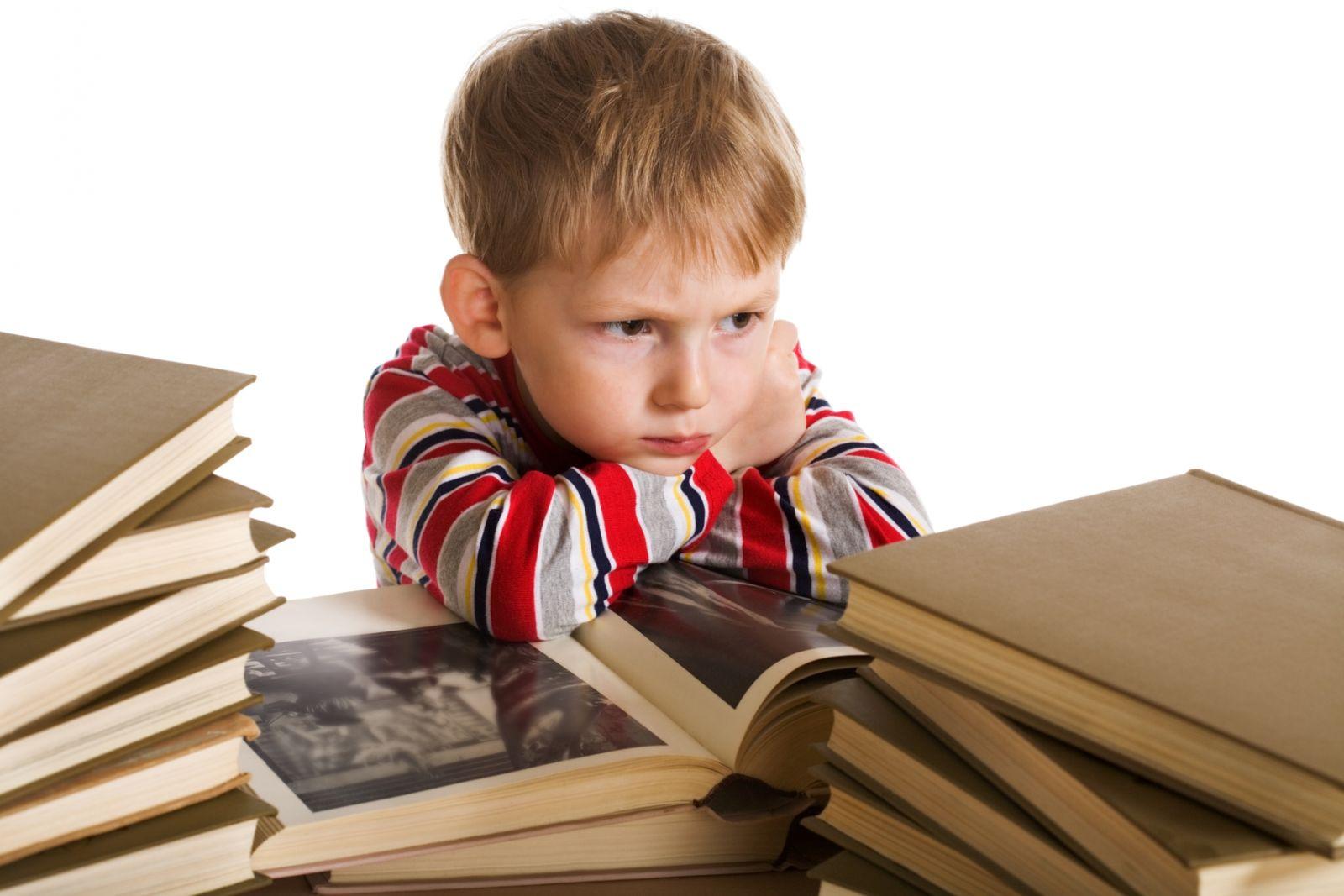 Детская лень – болезнь или каприз?