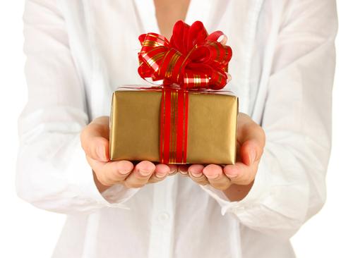 Подарки от гостей