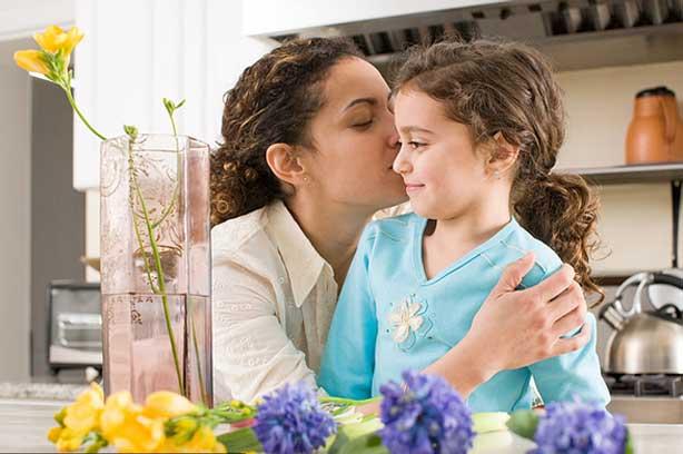Для ребенка важна похвала