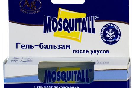 Гель-бальзам после укусов Mosquitall