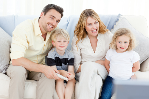 Обсуди просмотренную передачу с детьми