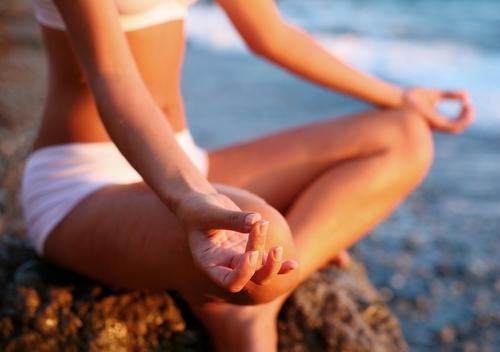 Со временем медитация тебе будет даваться легче