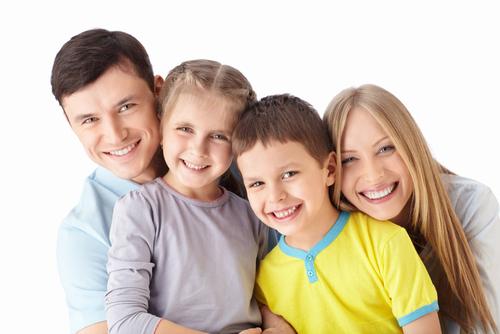 Настоящий отец любит и заботится о своих детях