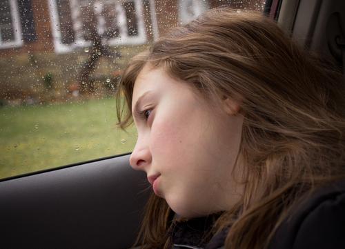 У девочек, выросших без отца, в будущем часто возникают психические проблемы
