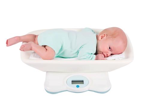Какой вес малыша соответствует нормальному?