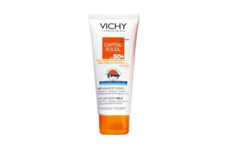 Молочко детское солнцезащитное VICHY
