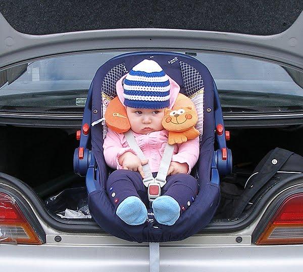 Чем занять ребенка на время поездки