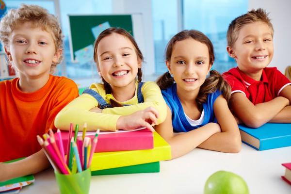 Вот это да: развитие британских школьников - на уровне садика!