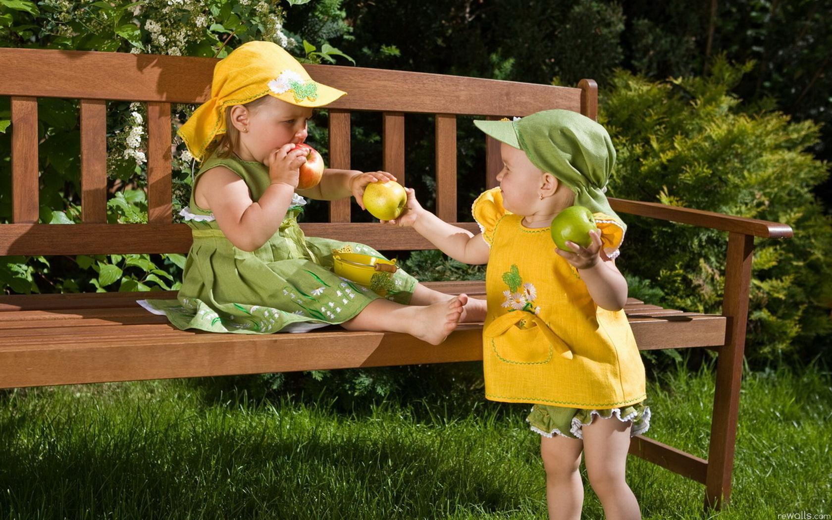 Идеи летних развлечений для ребенка