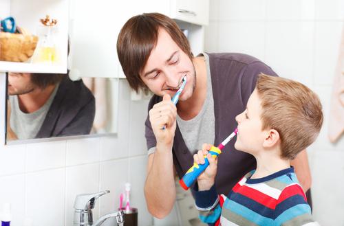 Чему папа должен научить сына