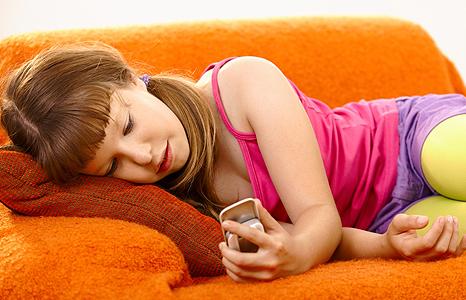 Телефоны могут быть полезными для детей!