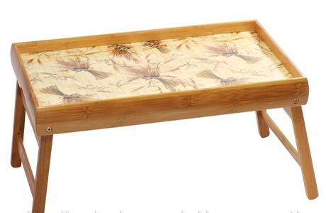 Подарок недели для беременной: столик в постель