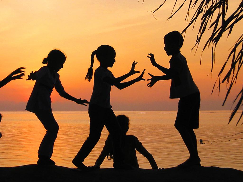 Как оздоровить ребенка без моря