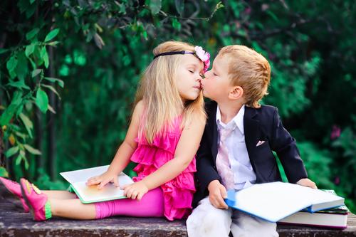 Дети говорят: Что такое любовь?