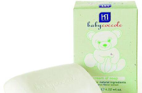 Детское крем-мыло «Babycoccole»