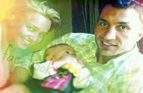 У Владимира Кличко есть ребенок?