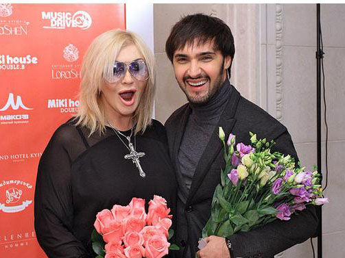 Виталий Козловский и Ирина Билык скоро станут родителями!