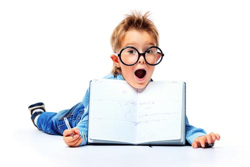 Смешные записи в детских дневниках