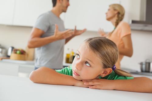 Чем еще для детей опасны ссоры между родителями?