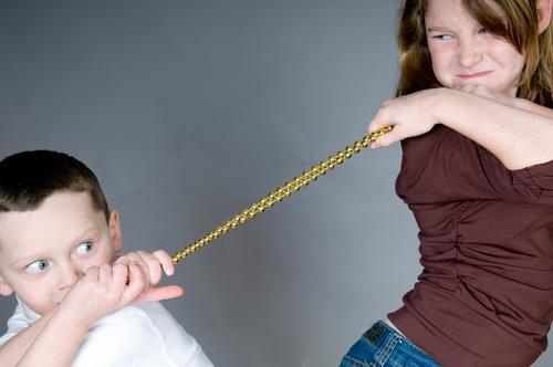 Как бороться с детским эгоизмом