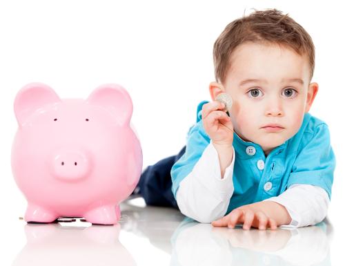 Как давать ребенку деньги правильно?