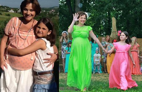 Еще одна беременная телеведущая скоро подарит Украине ребенка…