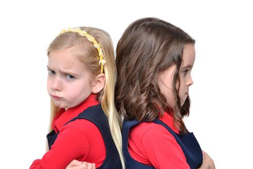Что делать, если дети ссорятся