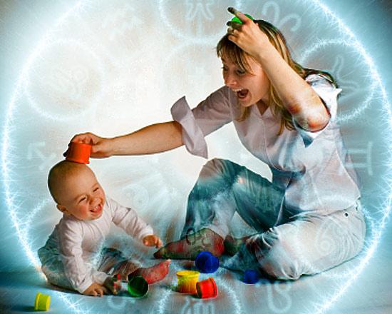 Определяем, какая ты мама по знаку зодиака. Часть 1