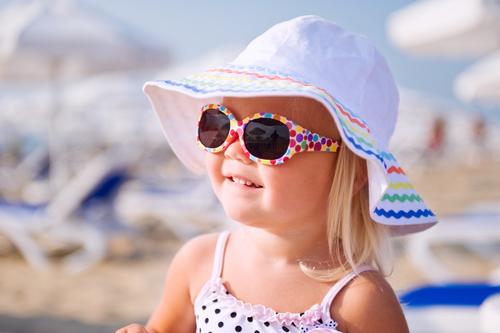 Обеспечь малышу защиту от солнца