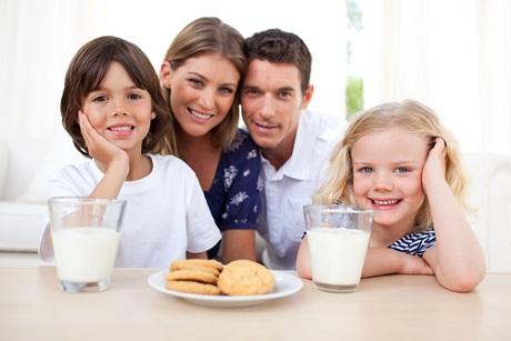 Хочешь быть здоровым? Загляни к нам в «Молочный буфет»!