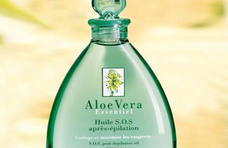 Масло-SOS после эпиляции Yves Rocher Aloe Vera Essentiel