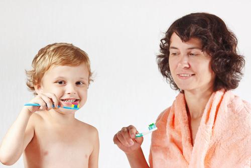 Как воспитать у ребенка хорошие привычки