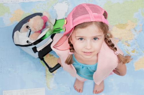 Что нужно учесть, путешествуя с ребенком