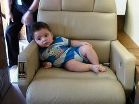 Милан Пике - малыш-путешественник и звезда соцсетей
