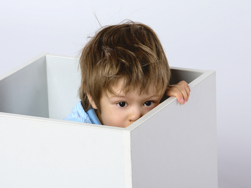 Как избавиться от детских страхов